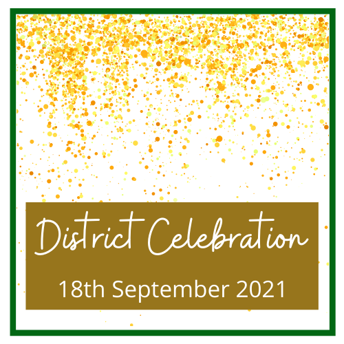 50th Anniversary District Celebration