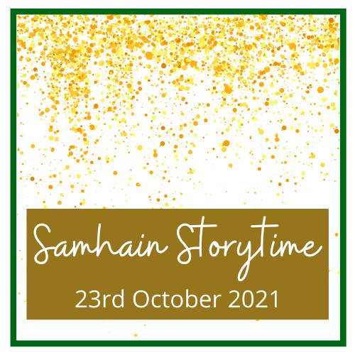 50th Anniversary Samhain Storytime
